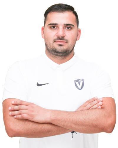 Tănăsel ALEXE - Antrenor cu portarii