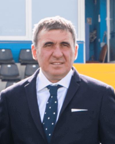 Gheorghe Hagi - Head coach