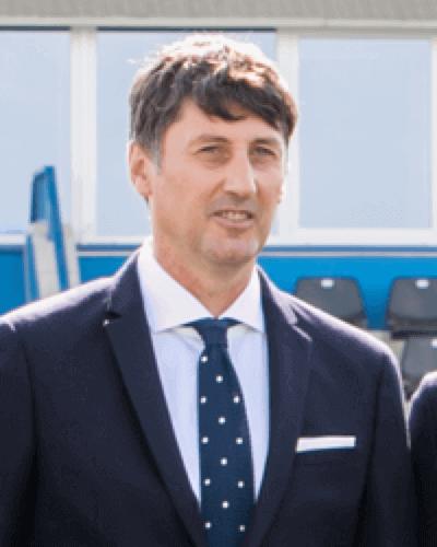 Gheorghe Hagi - Goalkeeper coach