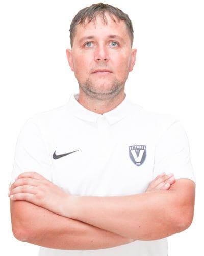 Cosmin CONSTANTIN - Antrenor
