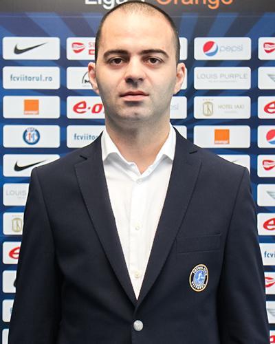 Decebal CURUMI - Director coordonator organizare meciuri FC Viitorul