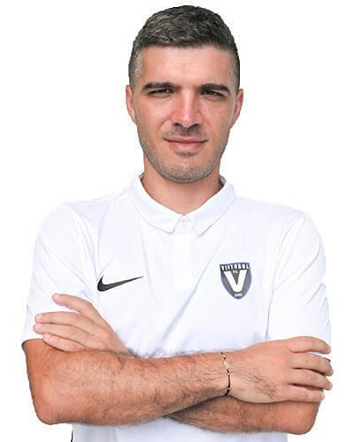 Constantin FĂLINĂ - Antrenor principal