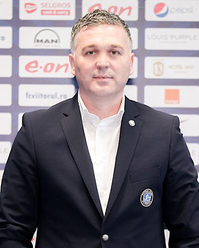 Neculai TĂNASĂ - Vicepreședinte AGH